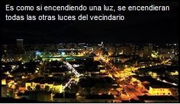 luces ciudad