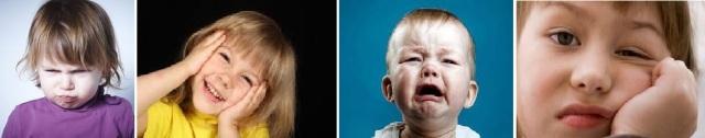 Emociones niños