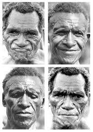 Expresiones faciales de emociones primarias